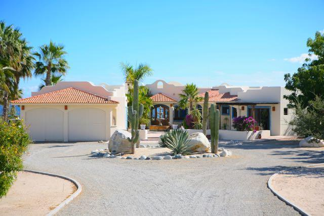 Casa Rancho Pescadero, East Cape, BS  (MLS #17-2491) :: Coldwell Banker Riveras
