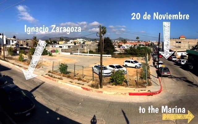 20 De Noviembre Y Zaragoza, Cabo San Lucas, BS  (MLS #17-2523) :: Coldwell Banker Riveras
