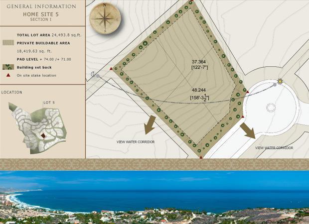 5 Querencia Las Colinas, San Jose Corridor, BS  (MLS #18-1956) :: Own In Cabo Real Estate