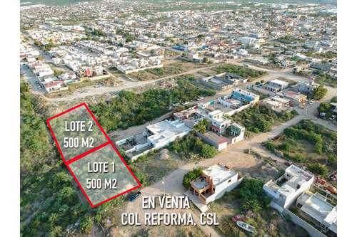 Lot 2 Calle Playa El Chileno, Cabo San Lucas, BS  (MLS #19-3498) :: Los Cabos Agent