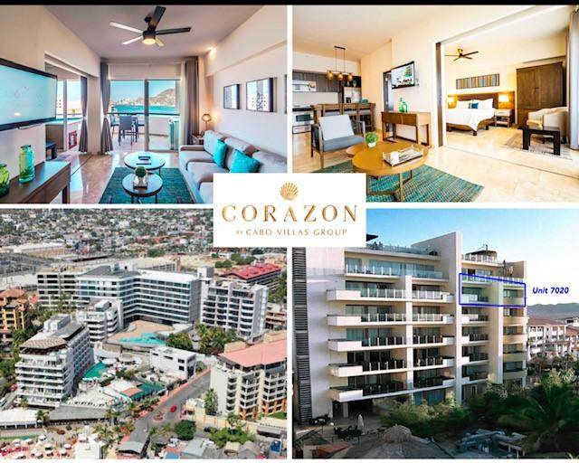 Medano Beach #7020, Cabo San Lucas, BS  (MLS #20-1681) :: Own In Cabo Real Estate