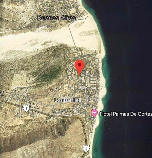 SN Calle De Acceso, East Cape, BS  (MLS #20-306) :: Coldwell Banker Riveras