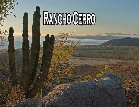 Rancho Cerro, East Cape, BS  (MLS #20-328) :: Los Cabos Agent