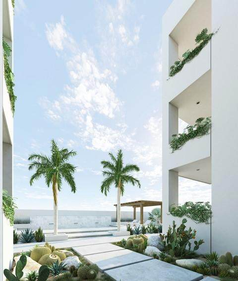 Las Playitas Condos Penthouse 3 North, East Cape, BS  (MLS #21-1280) :: Own In Cabo Real Estate
