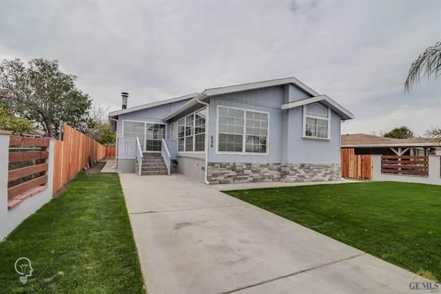 604 S William Street, Bakersfield, CA 93307 (#202000712) :: HomeStead Real Estate