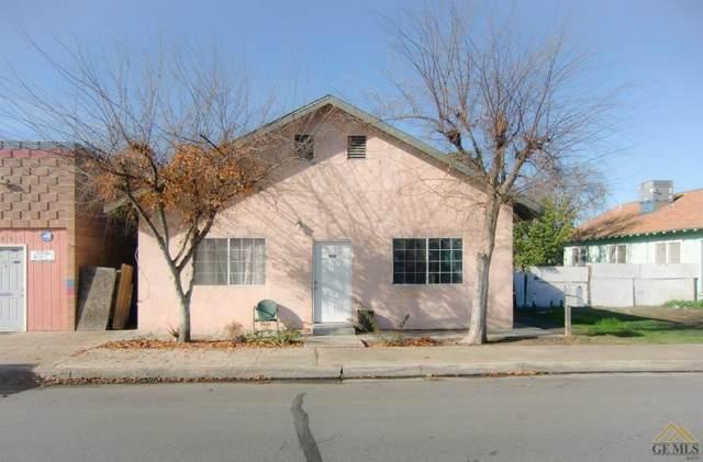1051 F Street, Wasco, CA 93280 (#202001136) :: HomeStead Real Estate