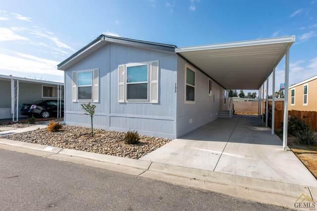 0 4401 Hughes Lane #133, Bakersfield, CA 93304 (#202001670) :: HomeStead Real Estate