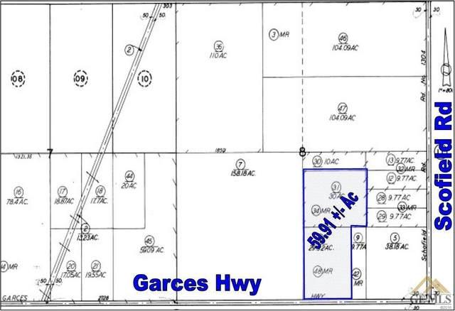 0 Garces Apn 047-060-08 & 31 Highway, Wasco, CA 93280 (#202001805) :: HomeStead Real Estate