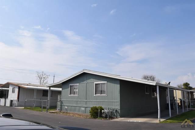 6351 Akers Road #122, Bakersfield, CA 93313 (#202001917) :: HomeStead Real Estate