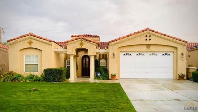 2509 Celentano Court, Bakersfield, CA 93313 (#202001946) :: HomeStead Real Estate