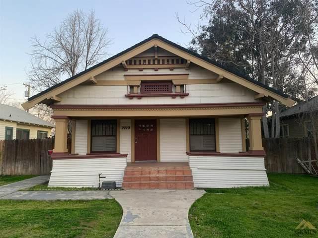 2229 Park Way, Bakersfield, CA 93304 (#202002337) :: HomeStead Real Estate