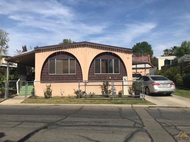 8300 Kern Canyon Road #69, Bakersfield, CA 93306 (#202002484) :: HomeStead Real Estate