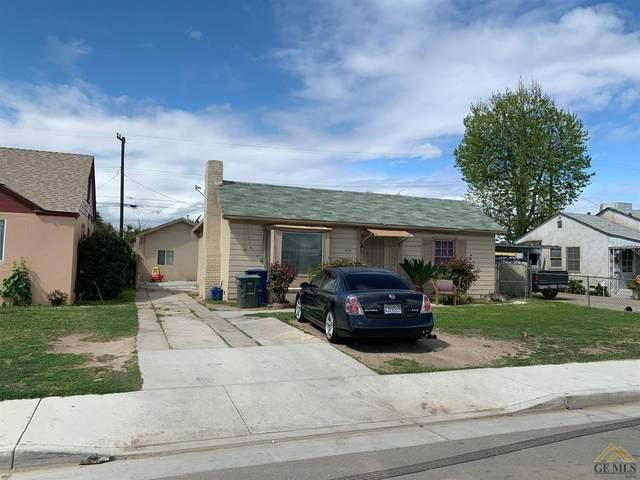 809 El Rancho Drive, Bakersfield, CA 93304 (#202002771) :: HomeStead Real Estate