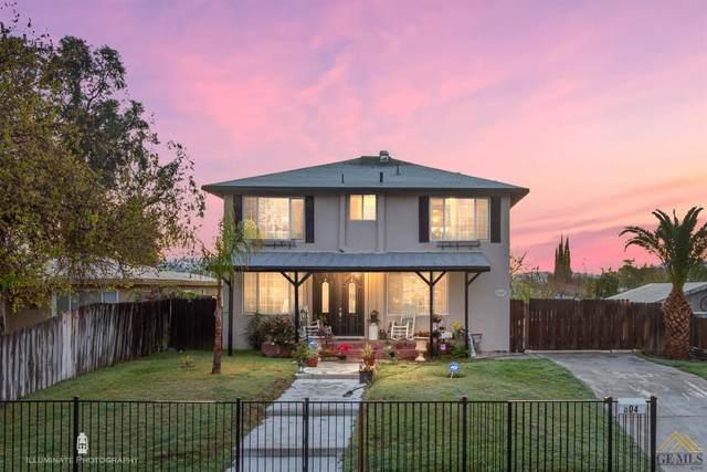 804 Butler Road, Bakersfield, CA 93304 (#202002962) :: HomeStead Real Estate