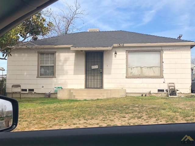1316 Water Street, Bakersfield, CA 93305 (#202003139) :: HomeStead Real Estate