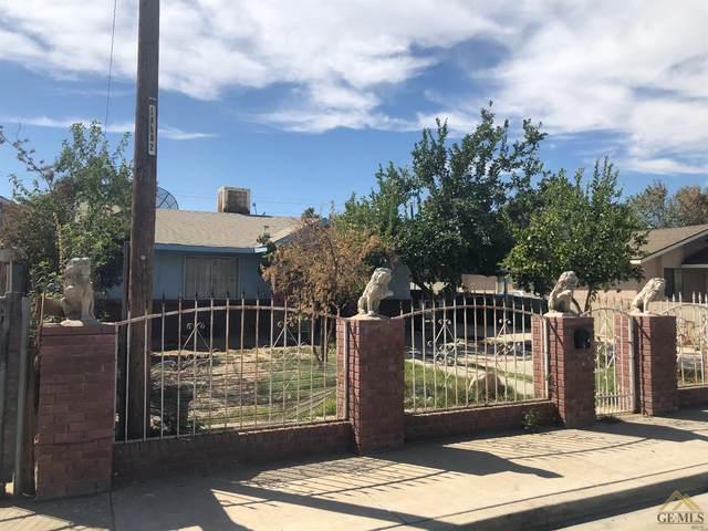 1109 Cannon Avenue, Bakersfield, CA 93307 (#202003151) :: HomeStead Real Estate
