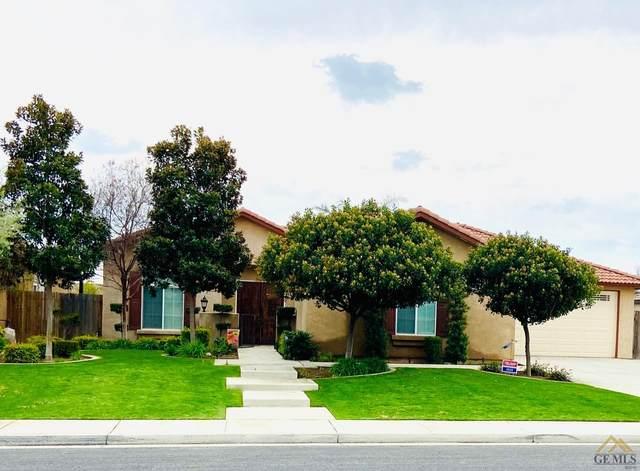 9807 Silverthorne Drive, Bakersfield, CA 93314 (#202003330) :: HomeStead Real Estate