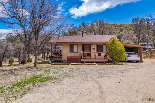 207 Mountain Shadow Road, Wofford Heights, CA 93285 (#202003370) :: HomeStead Real Estate