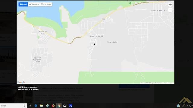 8529 Deerbrush Avenue, Lake Isabella, CA 93240 (#202003679) :: HomeStead Real Estate