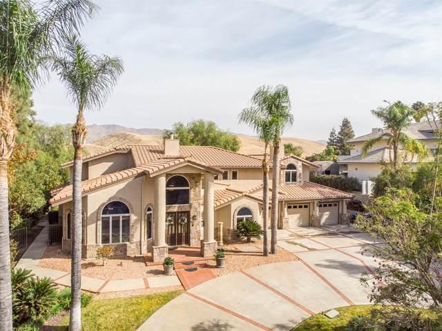 6207 De La Guerra Terrace, Bakersfield, CA 93306 (#202003965) :: HomeStead Real Estate