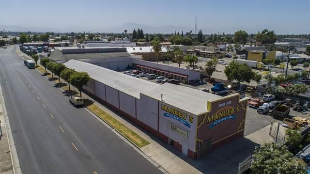 131 E 19th Street, Bakersfield, CA 93305 (#202004374) :: HomeStead Real Estate