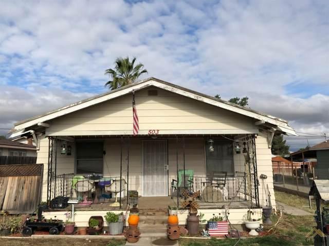 503 Pierce Street, Taft, CA 93268 (#202004745) :: HomeStead Real Estate