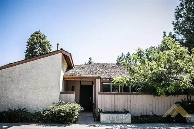 5401 Dunsmuir Road #21, Bakersfield, CA 93309 (#202004933) :: HomeStead Real Estate