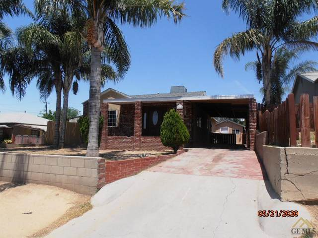 1426 Pearl Street, Bakersfield, CA 93305 (#202005012) :: HomeStead Real Estate