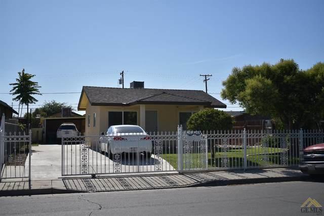 724 S Brown Street, Bakersfield, CA 93305 (#202005042) :: HomeStead Real Estate