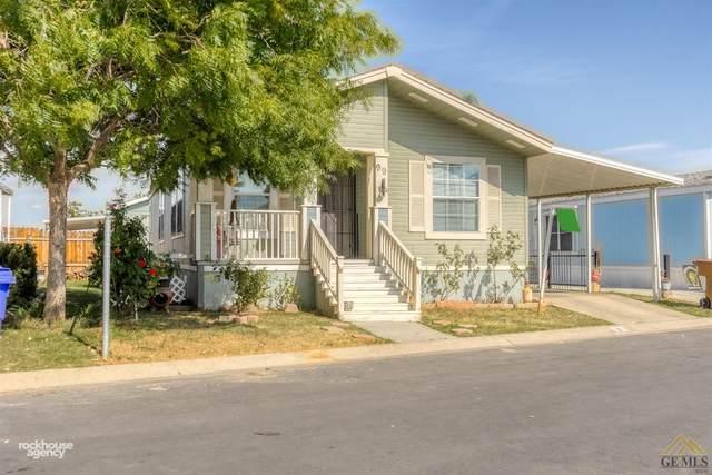 6601 Eucalyptus Drive #99, Bakersfield, CA 93306 (#202005113) :: HomeStead Real Estate