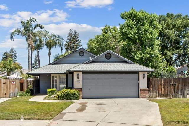 3816 Rainier Court, Bakersfield, CA 93312 (#202005165) :: HomeStead Real Estate