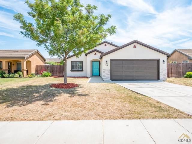 719 Kyra Avenue, Mc Farland, CA 93250 (#202005198) :: HomeStead Real Estate