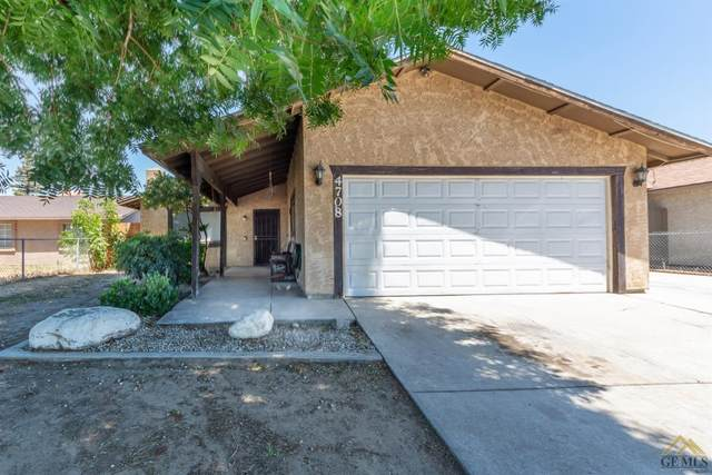 4708 Stancliff Court, Bakersfield, CA 93307 (#202005201) :: HomeStead Real Estate