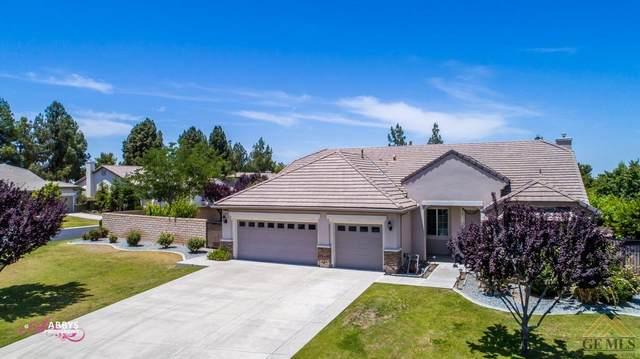 4900 Via Sienna Drive, Bakersfield, CA 93306 (#202006097) :: HomeStead Real Estate
