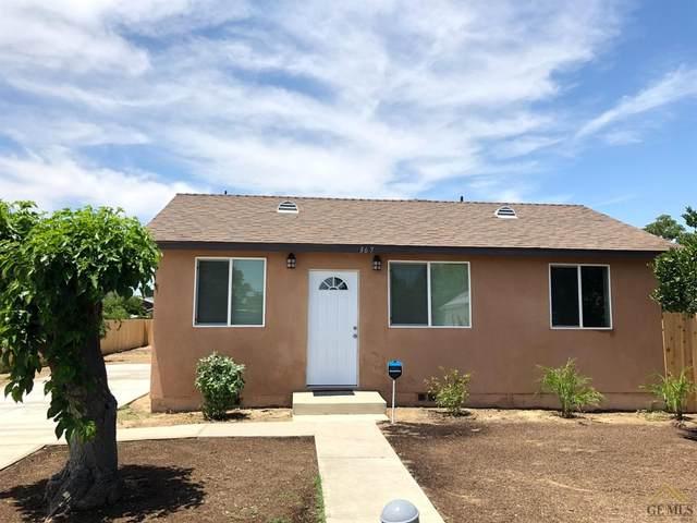 367 Browning Road, Mc Farland, CA 93250 (#202006157) :: HomeStead Real Estate