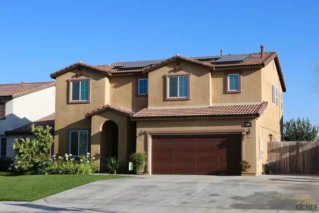 6019 Pearl Ridge Drive, Bakersfield, CA 93313 (#202006592) :: HomeStead Real Estate