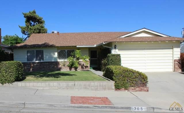 305 Parkview Circle, Taft, CA 93268 (#202006686) :: HomeStead Real Estate
