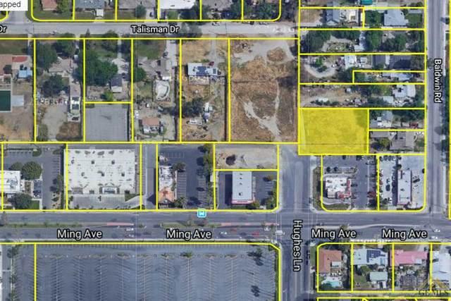 0 Hughes, Bakersfield, CA 93304 (#202007542) :: MV & Associates Real Estate