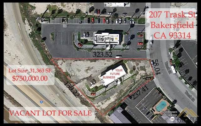 207 Trask, Bakersfield, CA 93314 (#202008751) :: HomeStead Real Estate
