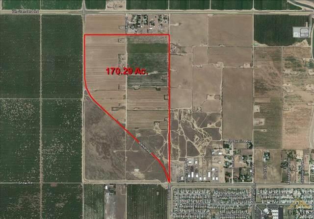 0 Zerker Road, Bakersfield, CA 93314 (#202008773) :: HomeStead Real Estate
