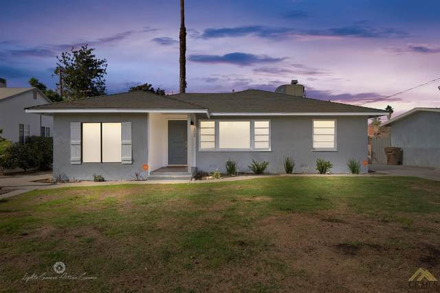 1009 Chapel Drive, Bakersfield, CA 93304 (#202010729) :: HomeStead Real Estate