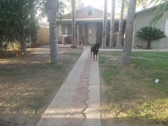 411 Cedar, Earlimart, CA 93219 (#202010930) :: HomeStead Real Estate