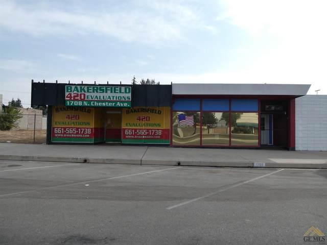 1706-1708 N Chester Avenue, Bakersfield, CA 93308 (#202011254) :: HomeStead Real Estate