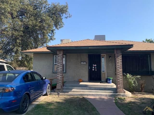 232 T Street, Bakersfield, CA 93304 (#202011261) :: HomeStead Real Estate