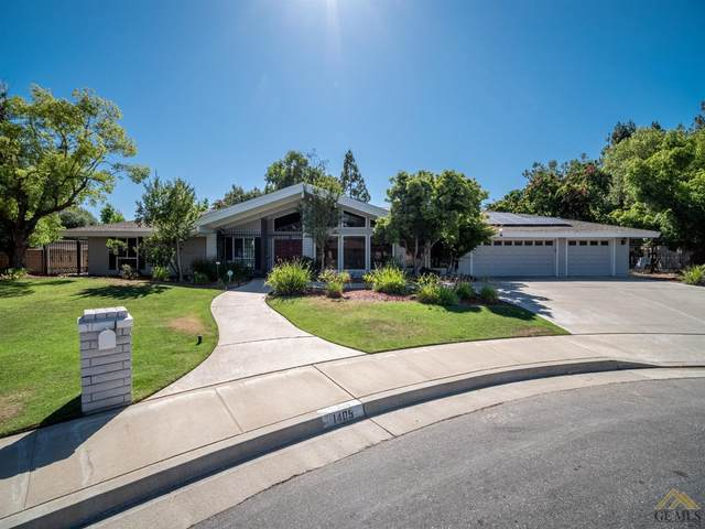 1405 Calle Hermosa, Bakersfield, CA 93309 (#202011470) :: HomeStead Real Estate