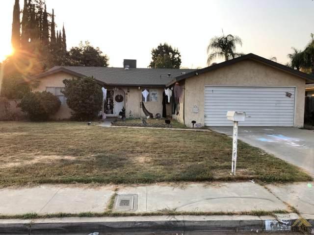 605 Salisbury Street, Porterville, CA 93257 (#202012160) :: HomeStead Real Estate