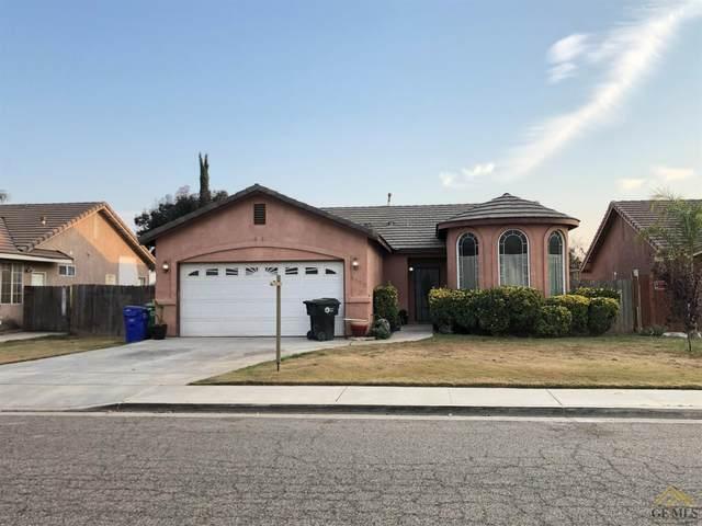 1157 W Orange Avenue, Porterville, CA 93257 (#202012162) :: HomeStead Real Estate