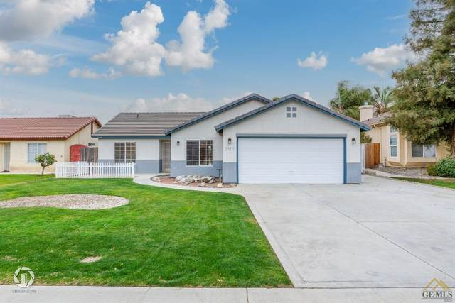3625 Kathy Suzanne Way, Bakersfield, CA 93313 (#202100582) :: HomeStead Real Estate