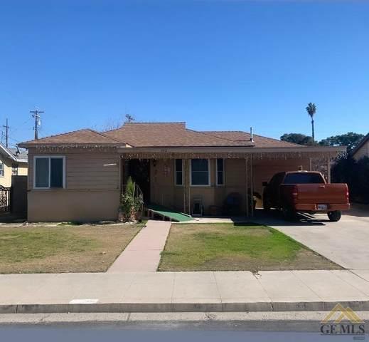 732 Poplar Avenue, Wasco, CA 93280 (#202100711) :: HomeStead Real Estate