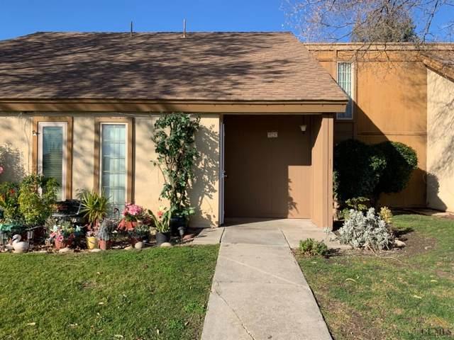 5000 Nordic Drive #15, Bakersfield, CA 93309 (#202101062) :: HomeStead Real Estate